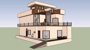 3d Home Design 5 Marla by 5 Marla House Plan 3d Model Floor Plan Beautiful House Youtube