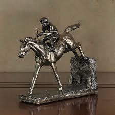 statue braze crafts bronze ornaments resin copper model home