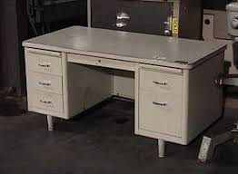 Metal Office Desks Desk Design Ideas Wonderful Metal Office Desk Section Categorized