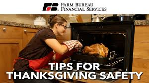 tips for thanksgiving safety