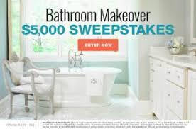 Win A Bathroom Makeover - hgtv urban oasis 2017 u2013 design away with 20k u2013 win a