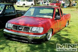 bagged nissan car danger zone 2013 custom truck show photo u0026 image gallery