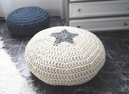 knitted pouf ottoman target knit pouf ottoman objectifsolidarite2017 org