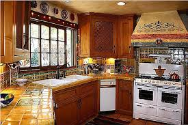 mexican tile kitchen ideas wonderful mexican kitchen that you should make right away diggm