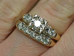 66 best vintage rings images on pinterest diamond wedding rings