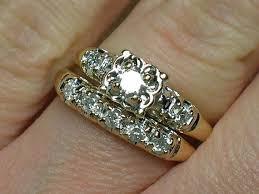 vintage wedding ring sets best 25 vintage wedding ring sets ideas on vintage