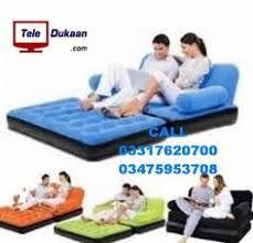 Air Sofa 5 In 1 Bed Inflatable Air Lounge Sofa Bed Is A Quicker Way To Arrange A