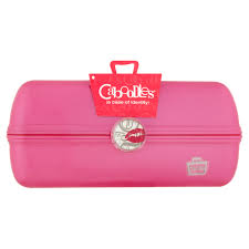 caboodles on the go classic case cosmetic bag walmart com