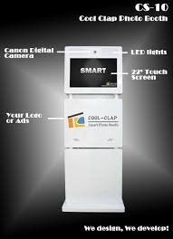Photobooth For Sale Touch Screen Cool Clap Video Photo Booth For Sale View Photo