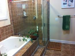 master bathroom shower with body jetts master bath jetted tub
