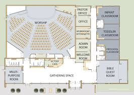 Floor Plan For Preschool Classroom Ministry Center Victory Of The Lamb