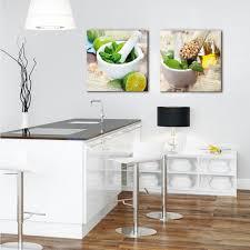 Wanddekoration Wohnzimmer Modern Artissimo Glasbild 50x50cm Ag9780a Mint Ii Küchen Bild