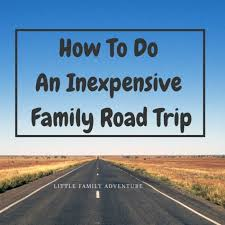 25 beautiful inexpensive family vacations ideas on