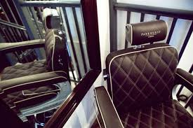 Barbers Chairs Bentley X Pankhurst Luxury Barber Chairs Mass Appeal
