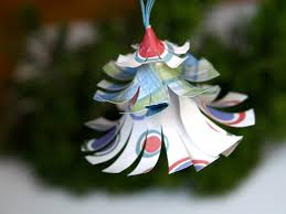 make a colorful tree ornament christmasornaments