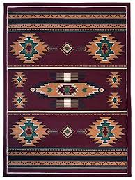 native american indian rugs amazon com