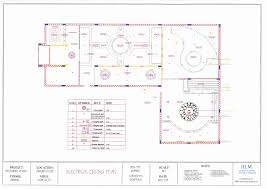 electrical floor plan drawing electrical floor plan lovely electrical symbols for house plans