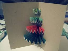 easy to make christmas card with a twist