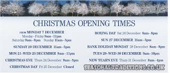 meadowhall and new year opening times 2015 2016 seasonal