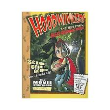 hoodwinked true story red riding hood paperback