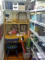 Closet Craft Room - i would need 10 of these lol my craftroom storage sewing u0026 craft