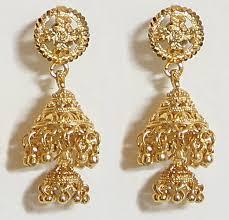 gold chandelier earrings indian chandelier earrings gold thesecretconsul
