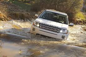 land rover freelander 2008 land rover launches improved freelander 2 38 67 lakhs team bhp