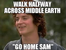 Frodo Meme - scumbag frodo meme by source17th memedroid
