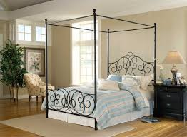 Rod Iron Canopy Bed by Hillsdale Provence Bed 1556 Bed Hillsdalefurnituremart Com