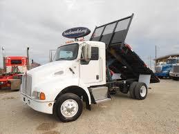 kenworth dump used 2007 kenworth t300 pre emission flatbed dump truck for sale