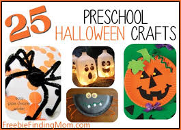 Halloween Decorations For Preschoolers - the 25 best preschool halloween crafts