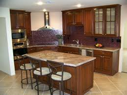 Kitchen Cabinet Reface Cost Interior Kitchen Cabinet Refacing Gammaphibetaocu Com