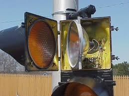strobe light light bulb oaklane caution light