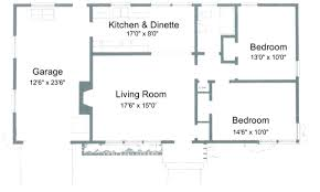 Open Kitchen House Plans Outstanding Free House Floor Plans Image Design Home Printable 98