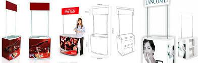 Top Balcão Promocional em PVC   Easy Sign - Comunicação Visual #CQ98