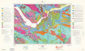 Ontario Canada Map Geoscan Search Results Fastlink