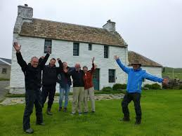fair isle grand tours of scotland new zealanders come to