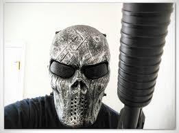 skeleton ghost mask stargoods skeleton airsoft mask with metal mesh for full face