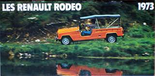 renault rodeo rodeo