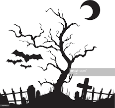 black halloween vector art getty images