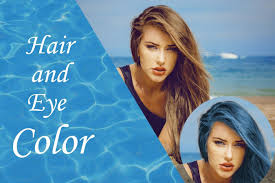 Change Hair Color Online Free Hair And Eye Color Changer Android Apps On Google Play