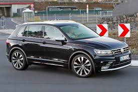 volkswagen touareg 2017 interior the best all rounder around vw tiguan r spotted by car magazine