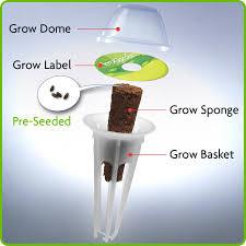 amazon com aerogarden red heirloom cherry tomato seed pod kit 7