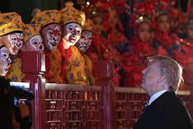 opera tea and grandchildren bring xi and trump together