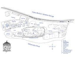 Portland Parking Map Welcome To Oaks Amusement Park