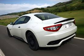 2016 maserati granturismo rear 2013 maserati granturismo reviews and rating motor trend