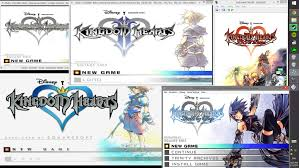 emuparadise kingdom hearts birth by sleep my peasant friend was bragging about kingdom hearts 2 5 remix i