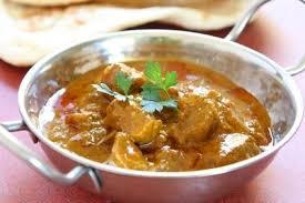 agneau korma cuisine indienne curry d agneau à l indienne pour 6 pers plats cuisinés repas