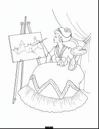 wonderful baby disney princess ariel coloring pages princess