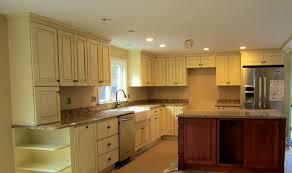 Cream Painted Kitchen Cabinets Bathroom Amusing Cream Colored Kitchen Cabinets Dark Island Home